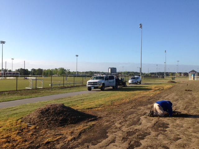 Rocky Mount Sports Complex Koster Irrigation Inc